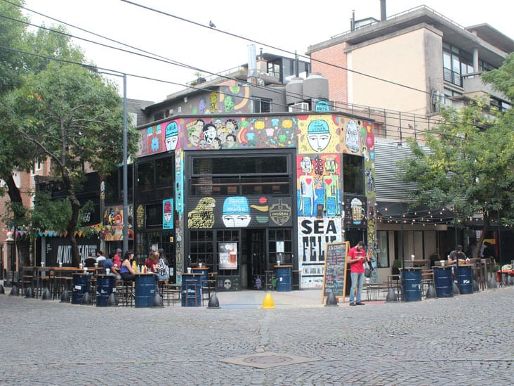 Palermo is full of breweries