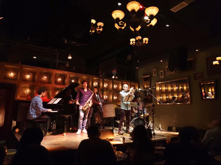 Jazz Club in Buenos Aires
