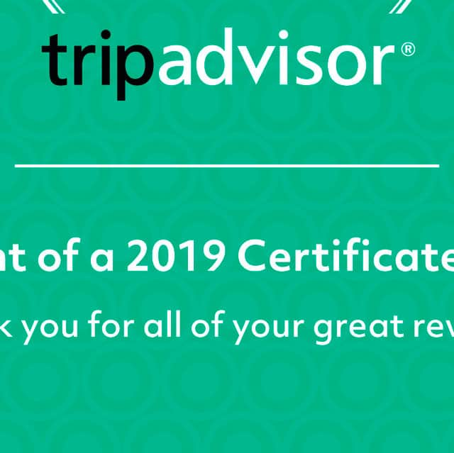 Biker Street Buenos Aires Bike Tours Trip Advisor Certificate of Excellence