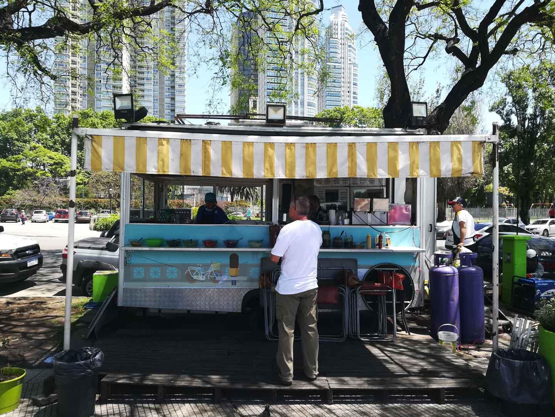 Choripan Food Truck Carrito Costanera Sur