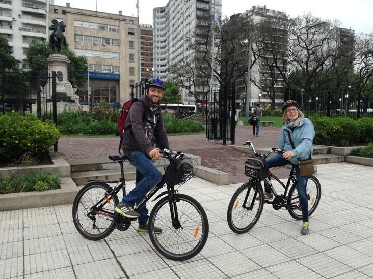 Always better by bike
