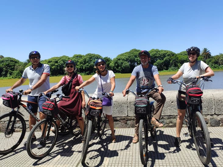 Safe Bike Tour in buenos aires