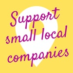 Support small local companies
