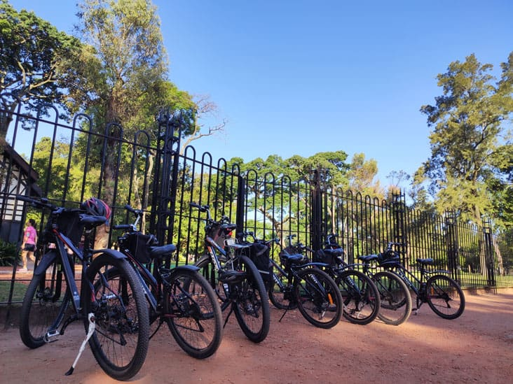 Best Bikes for a Tour in Buenos Aires