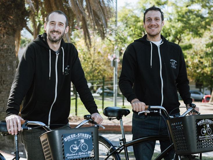 Biker Street es un proyecto autogestionado