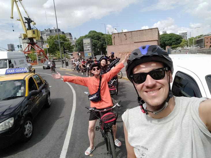 Bici Tour Privado en Puerto Madero