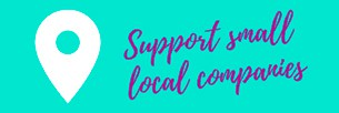 Logo Support Small Local Bike Tour Companies