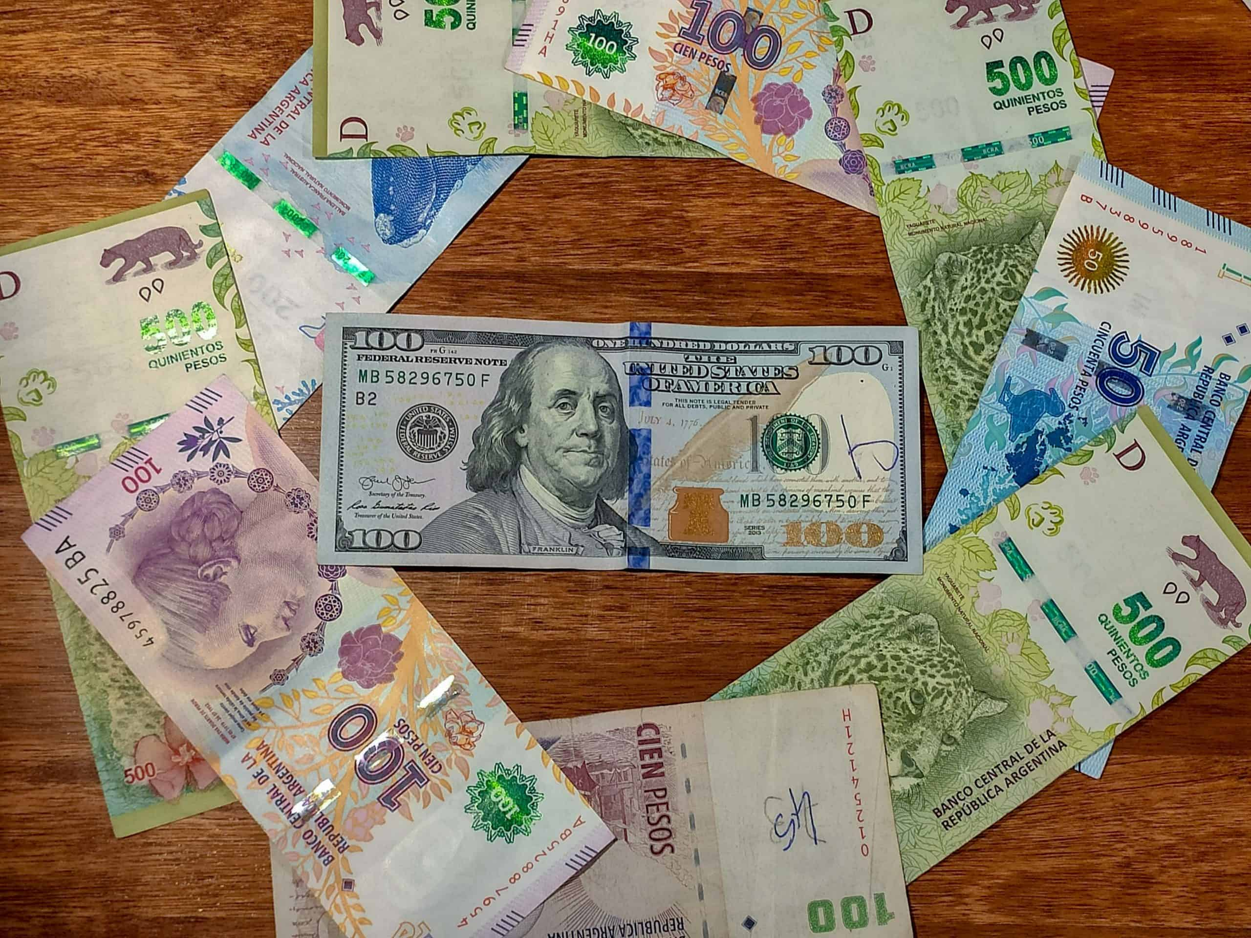 Dolar Blue Price is a the other price of the dolar