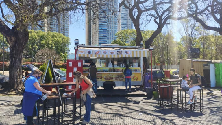 Buenos Aires Food Truck